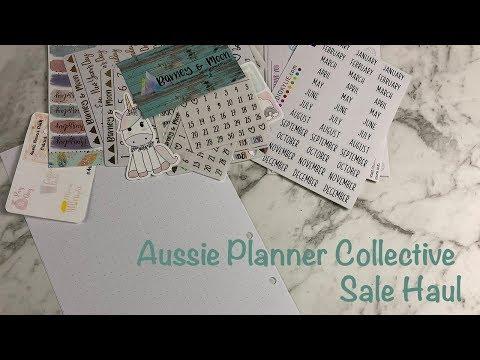 e6222693ae73 Aussie Planner Collective Sale Haul: Barney & Moon, Studio Kylie & Aussie  Planner Chick – Plum Mashable