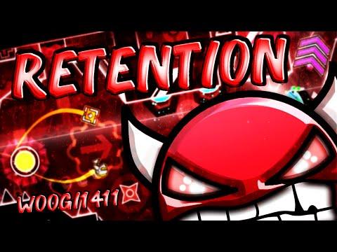 Retention 100% by Woogi1411 [Geometry Dash 2.0]