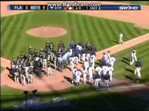 Mets Brawl 2007 SNY Footage