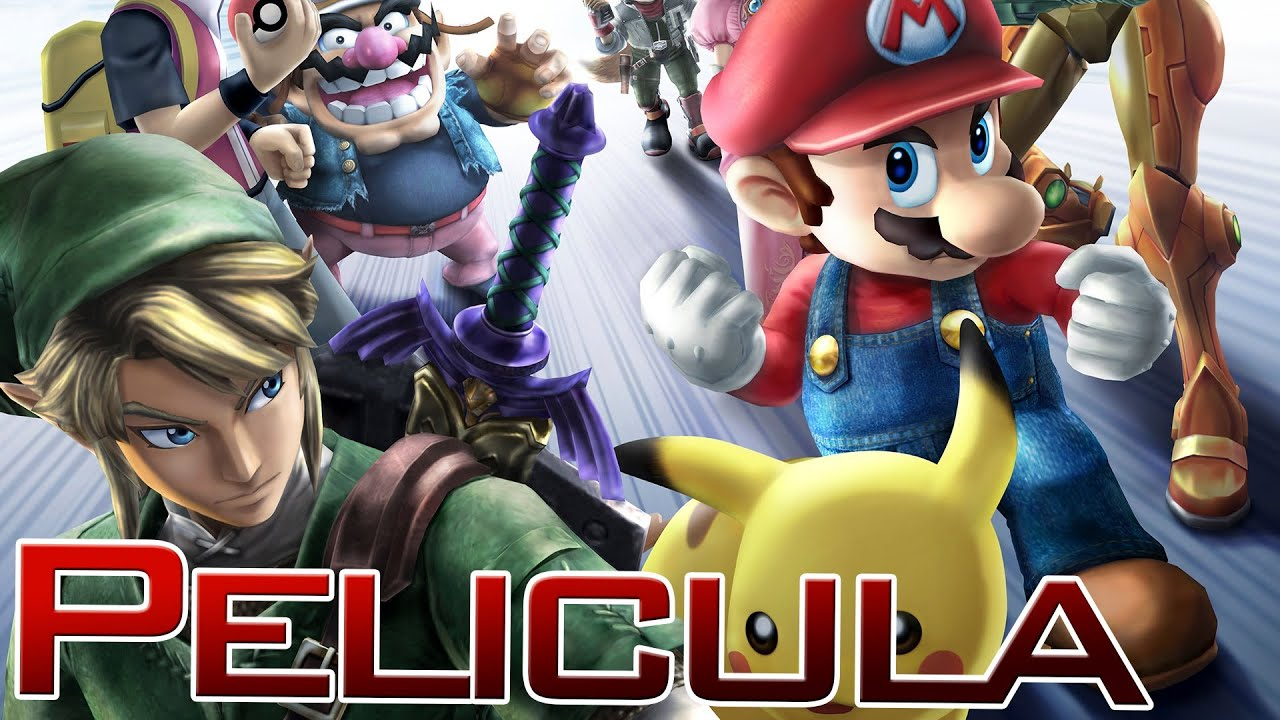 Super Smash Bros Brawl   La Pelcula  The Movie FULL HD