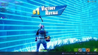 Fortnite Season 9 SQUADS WIN - Shadow Ops (white) skin