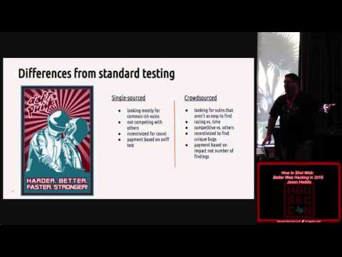 t303 How to Shot Web Better Hacking in 2015 Jason Haddix
