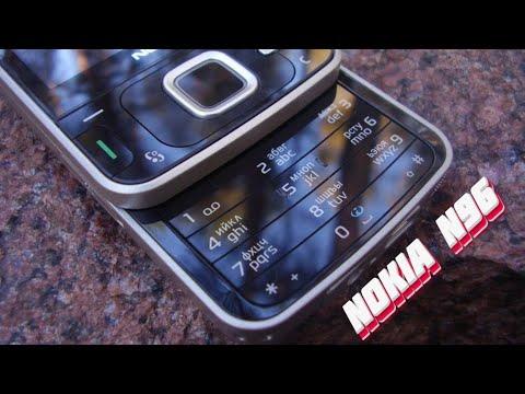 nokia n96 - 2017 обзор gadget x