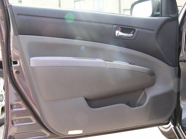 Toyota Prius Speaker Removal - Front Door - YouTube