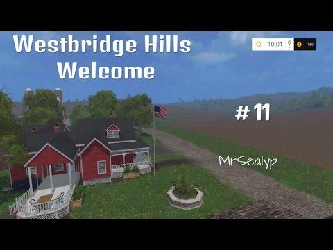 Farming Simulator 15 PS4: Westbridge Hills welcome #11