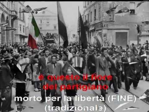 Bella ciao Karaoke Canto della Resistenza Flicorno Giuseppe Magliano(flugelhorn)
