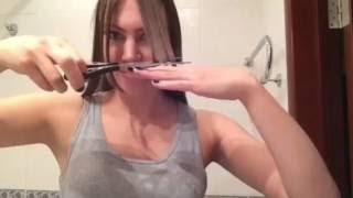 Как правильно обрезать волосы в домашних условиях
