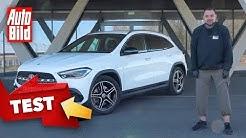 Mercedes GLA (2020): Test - Fahrbericht - SUV - Preis - Leistung