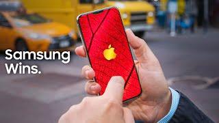 iPhone 12 - Samsung Wins.