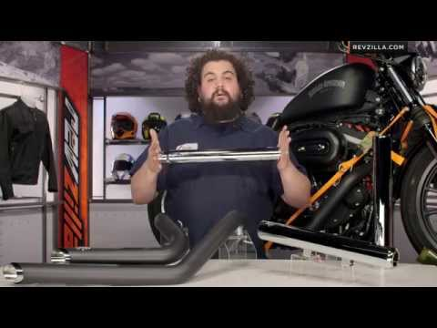 Thumbnail for Vance & Hines Exhaust for Harley Sportster Buyers Guide