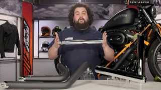 Vance & Hines Exhaust for Harley Sportster Buyers Guide at RevZilla.com