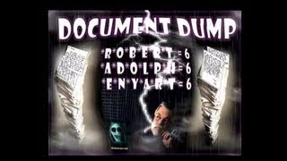 "The ""DOCUMENT DUMP"" Reverse Ransom Note to Mr. Adolph Enyart - JonBenet Ramsey"