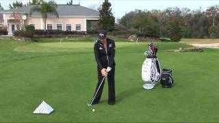 Video Golf Tips from Annika Sorenstam, ANNIKA Academy - Low Shot