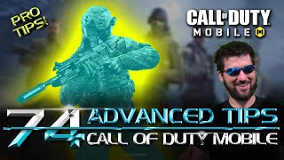 74 Advanced Tips and Tricks for Call of Duty Mobile. CODM PRO Guide