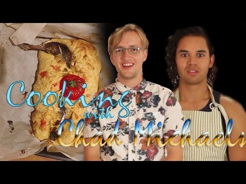 Cooking with Chad Micheals