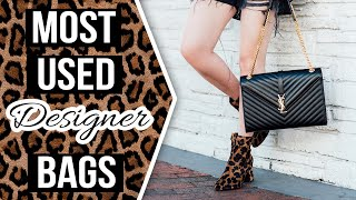 TOP 5 MOST USED DESIGNER HANDBAGS