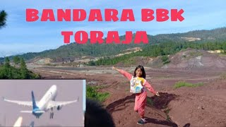 Gambar cover INILAH SUASANA BANDARA BARU INTERNASIONAL BUNTU KUNIK BBK TORAJA