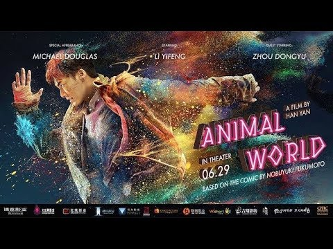 Phim Chiếu Rạp Mới – THẾ GIỚI ĐỘNG VẬT Animal World (2018)