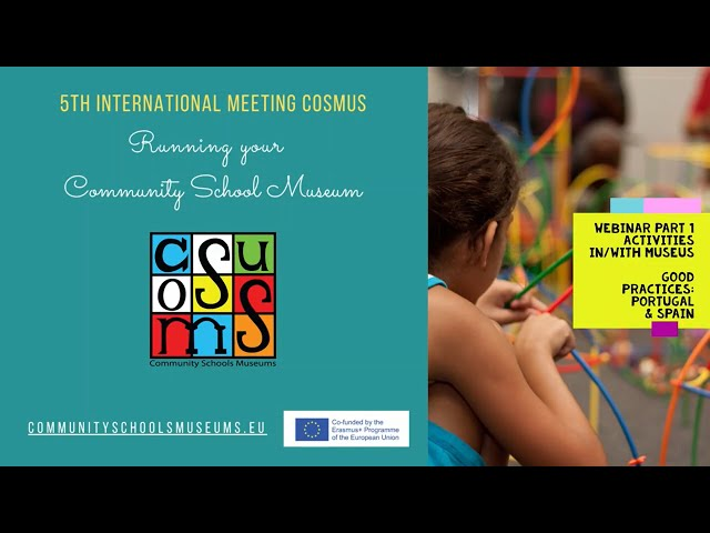 5th International Meeting - Museum activities part 1 Portugal