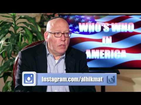 WHO'S WHO IN AMERICA ┇With Shaikh Shafayat &  Rabbi Jeffrey Salkin