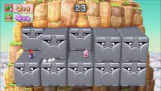Mario party 10 - All Minigames. HD 1080p