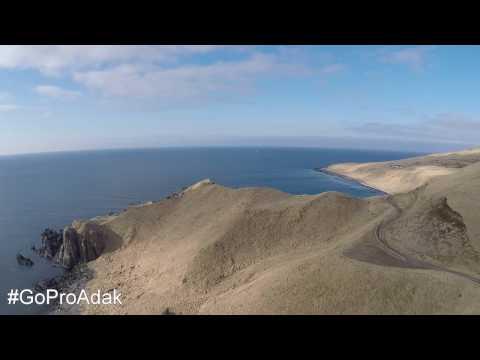 Adak, Alaska 2017 - 3DR Drone