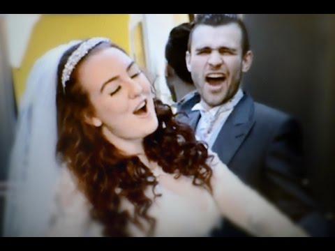 frozen tribute Herald wedding show