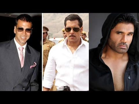 Suniel Shetty calls Salman Khan and Akshay Kumar the fittest actors in Bollywood!