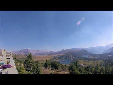 HIKING the TOP of Sunshine Village Ski Resort | Banff Alberta Canada