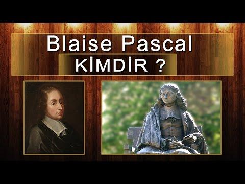 Pascal Blaise Pascal Kimdir Matematik Fizik Ve Hesap Makinesi Uzerine Yaptigi Calismalar
