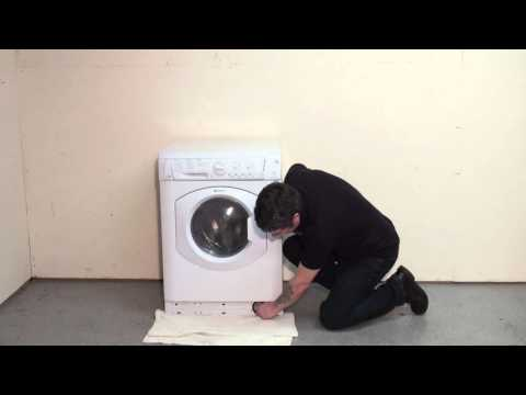 how to clean the filter on my whirlpool washing machine