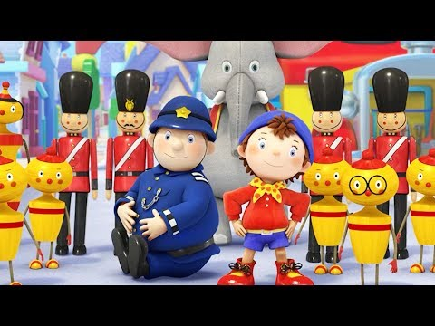 Noddy In Toyland | 1 HOUR COMPILATION! | Noddy English Full Episodes