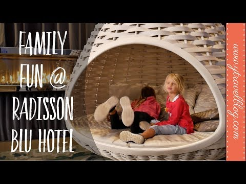 The family friendly Radisson Blu Hotel in Mall of America, Bloomington MN