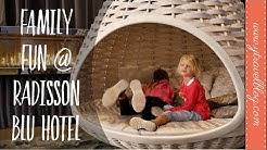 The family friendly Radisson Blu Hotel in Mall of America, Bloomington MN
