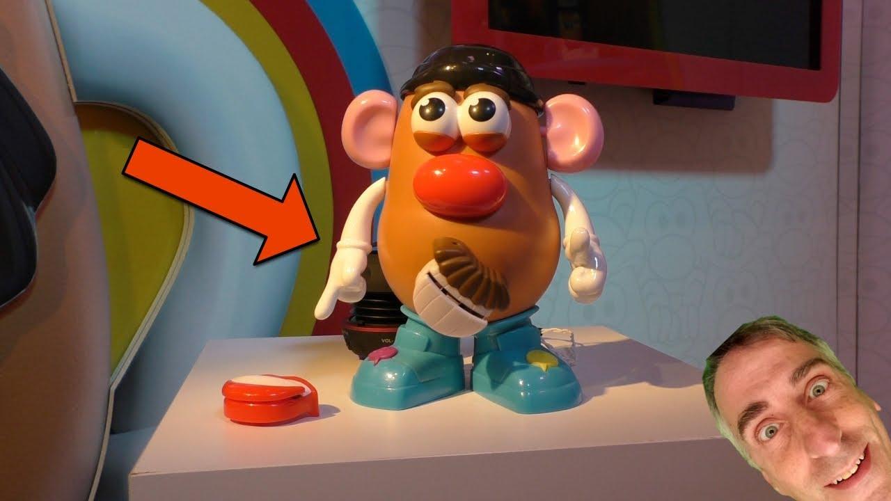 Mr  Potato Head Movin U2019 Lips From Playskool