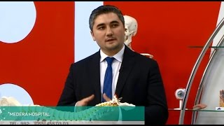 Uzm. Dr. Tural Hidayetov, Bel agrilari, MedEra Hospital, Hekim isi, Xezer TV
