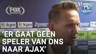 Luuk de Jong: 'Spelers van ons gaan niet naar Ajax'