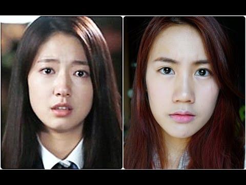 "[The Heirs]""Cha Eun Sang"" Make-up แต่งหน้าใสๆตามชาอึนซัง"