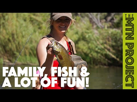 FAMILY, FISHING, AND FUN - The Mountain Project