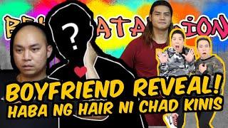 Boyfriend reveal! Ang haba ng hair ni Chad Kinis     Kid Yambao Podcast #008