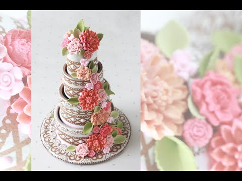 how-to-make-3-d-contoured-wedding-cake-cookies-(part-2)