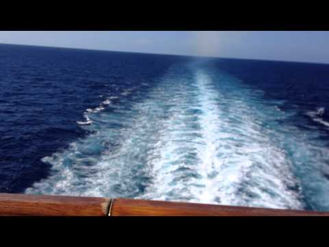 Carnival Magic, 6505 aft extended view balcony!
