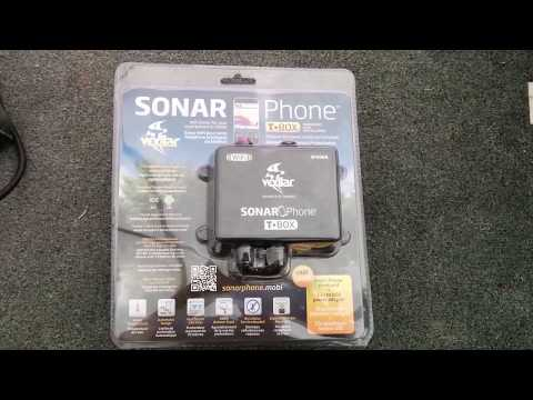 Sonar phone brings fish finding technology to the masse for Ibobber ice fishing