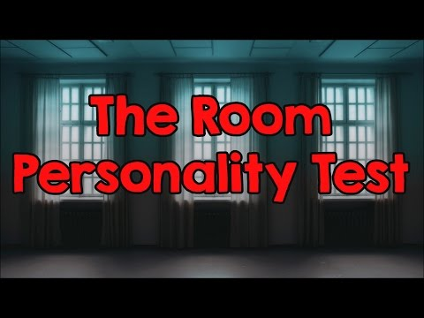 Personality Test: What Do You See Inside The Room?