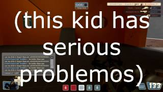Child Rages Over Mic On Orange_x3 in TF2 Thumbnail