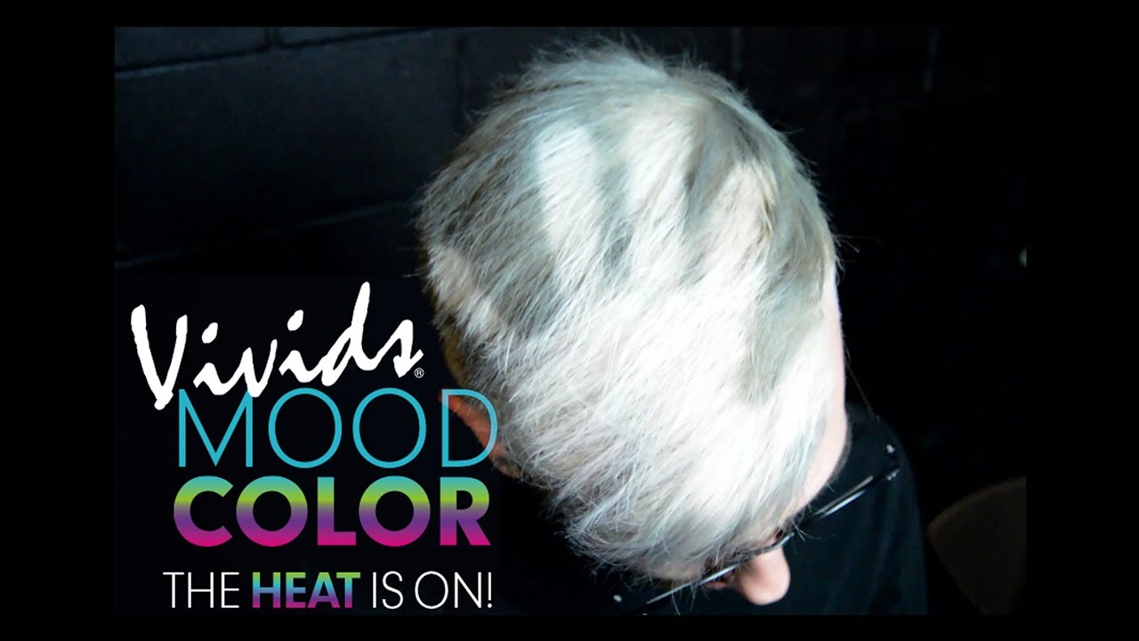 Color Changing Hair X Pravana S Mood
