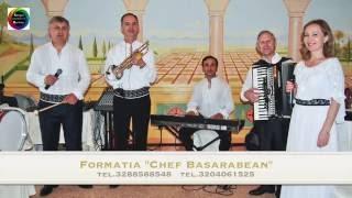 Formatia &quot Chef Basarabean &quot 4K Lautari Italia muzica de petrecere.