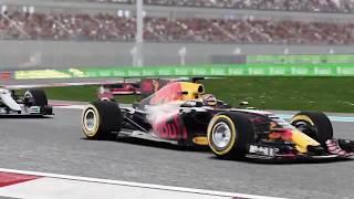 F1 2017 Abu Dhabi GP Highlights Career Mode