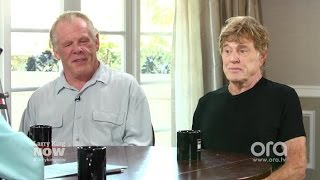 Will Robert Redford and Betty White EVER Meet? | Larry King Now | Ora.TV