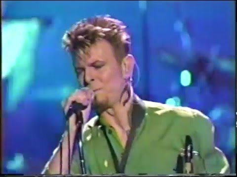 David Bowie – Seven Years In Tibet (Live GQ Awards 1997) mp3